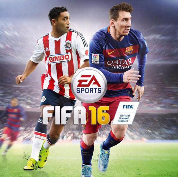 FIFA soccer - Hancock loves this game