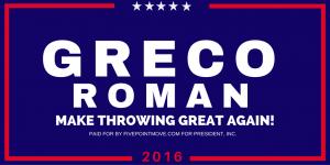 Save US Greco Roman wrestling
