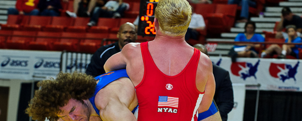 Cheney Haight will compete at the 2016 World Wrestling Clubs Cup