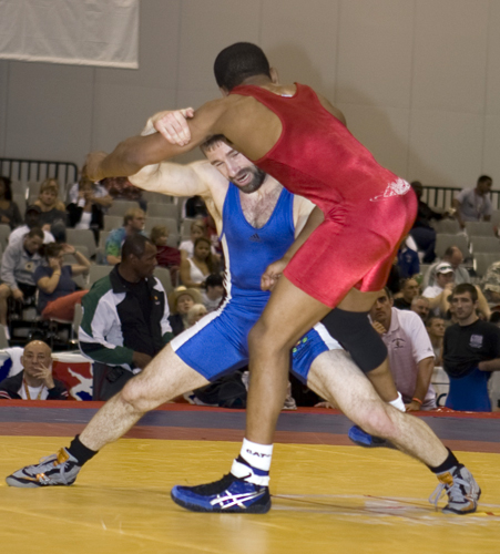Jim Gruenwald, 2008 US Greco Roman nationals
