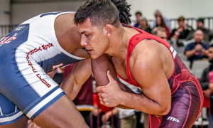 The Bill Farrell Open is also the sight of the 2016 Non-Olympic World Team Trials