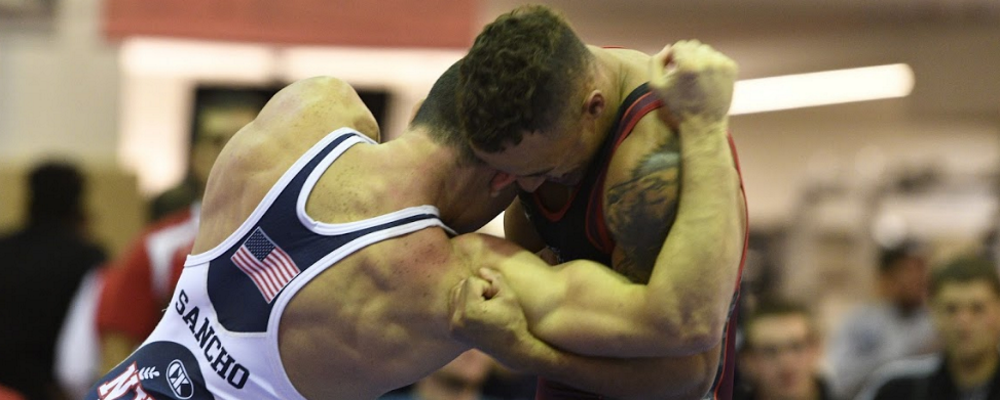 2016 Bill Farrell Memorial Open for Greco Roman