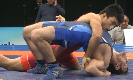 2016 golden grand prix highlights - kenichiro fumita