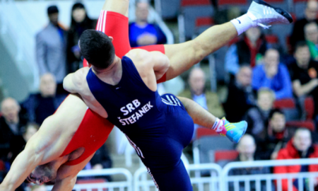 2016 Greco Roman Clubs Cup