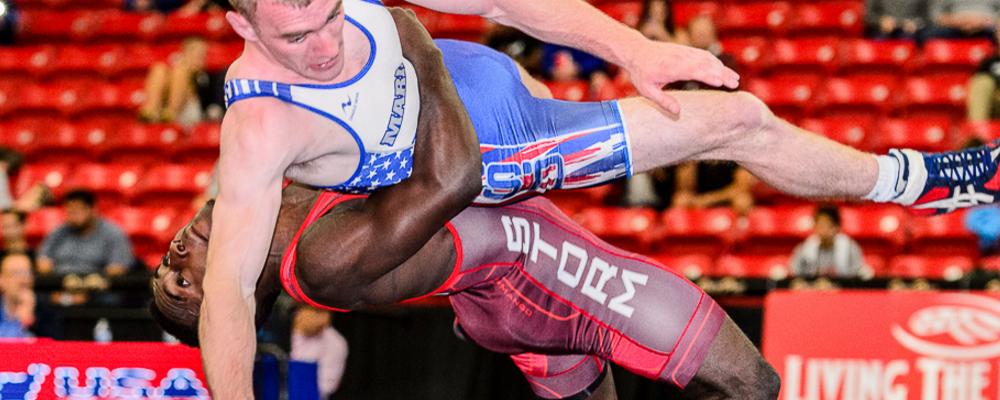 Ryan Mango set to compete - 2016 US Greco Roman Nationals Preview