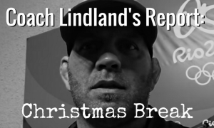 coach lindland weekly report