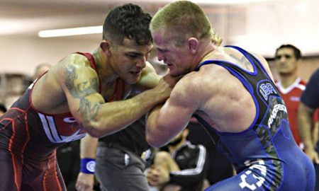 Patrick Martinez, 2016 Non-Olympic Weight World Championships