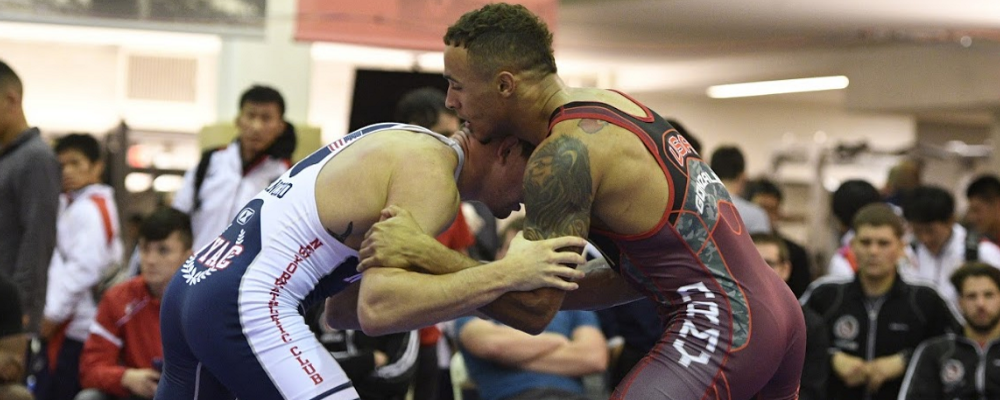 Chris Gonzalez wins first match at 2016 Non-Olympic Worlds