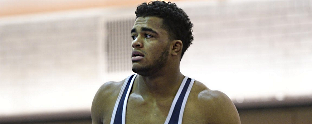 G'Angelo Hancock at 2016 Greco Clubs Cup in Budapest, Hungary