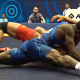 Kamal Bey picked up two impressive wins at the 2016 Greco Roman Clubs Cup