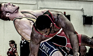 Ryan Hope, USA Greco Roman wrestling, 85 kg