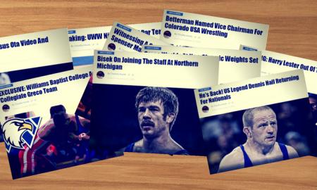 2016 Biggest Greco Roman wrestling stories