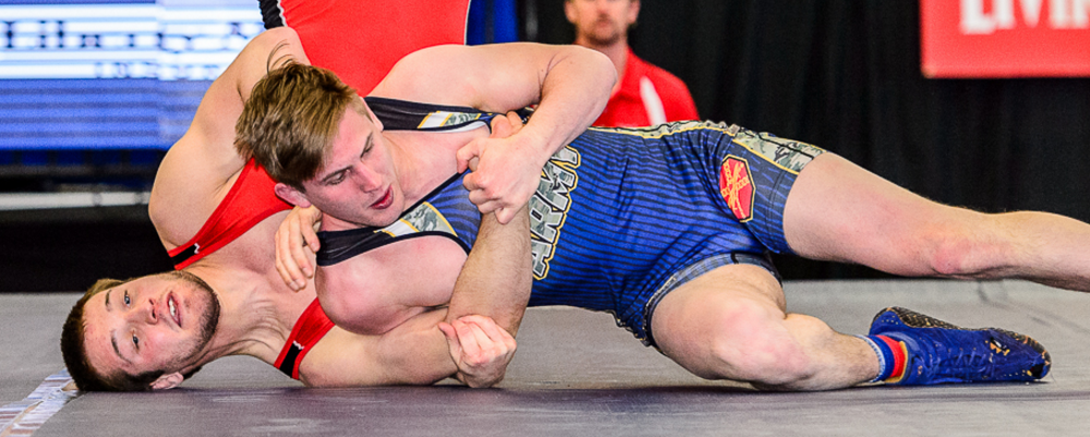 2016 us greco nationals - 75 kg