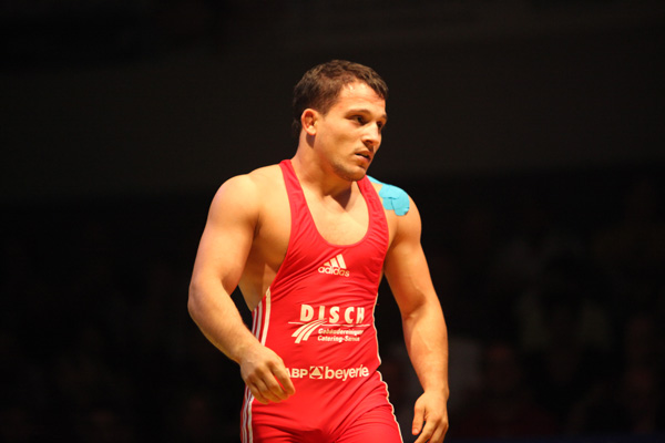 Virgil Munteanu is going to compete at the 2016 Greco Roman World Wrestling Clubs Cup