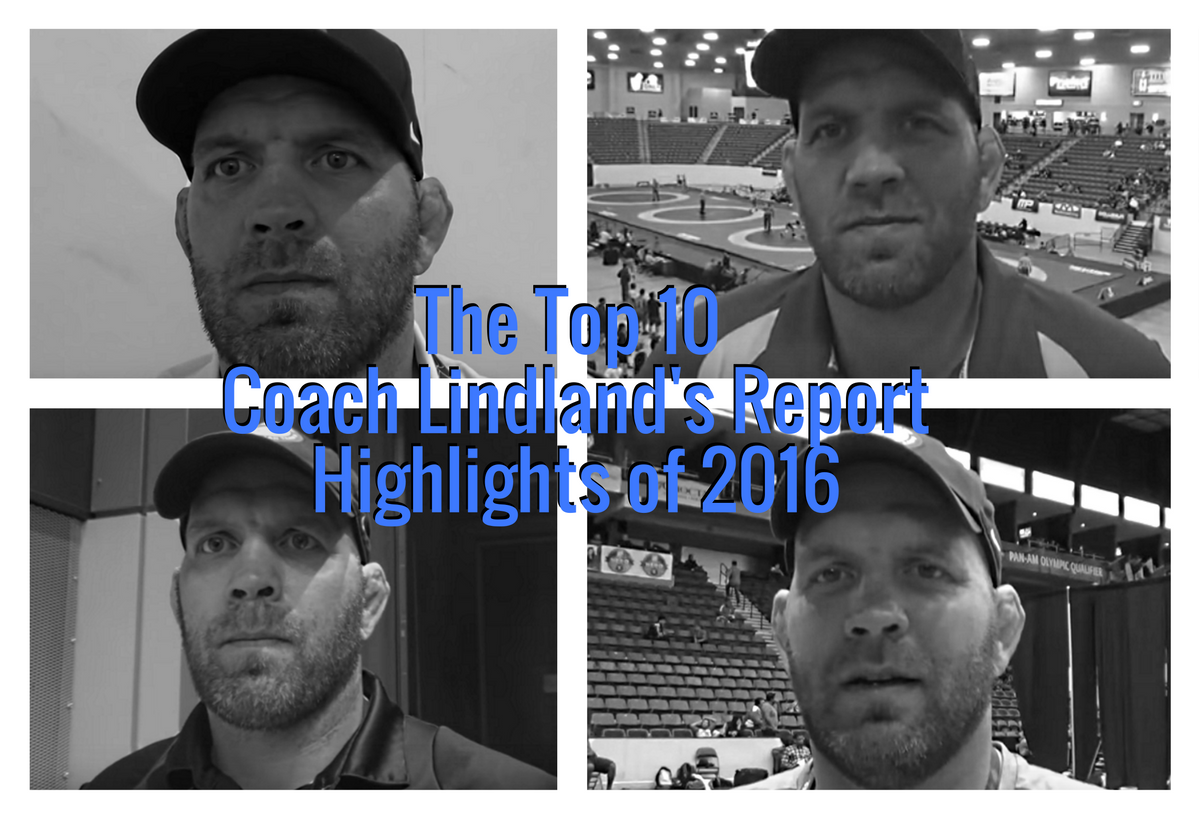 The top 10 Coach Lindland Report Highlights of 2016