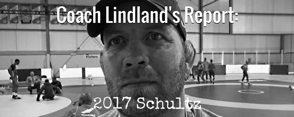US greco roman head coach matt lindland