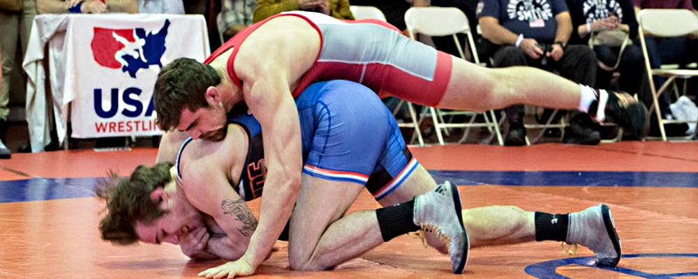 williams baptist greco roman team, poddubny results, and more