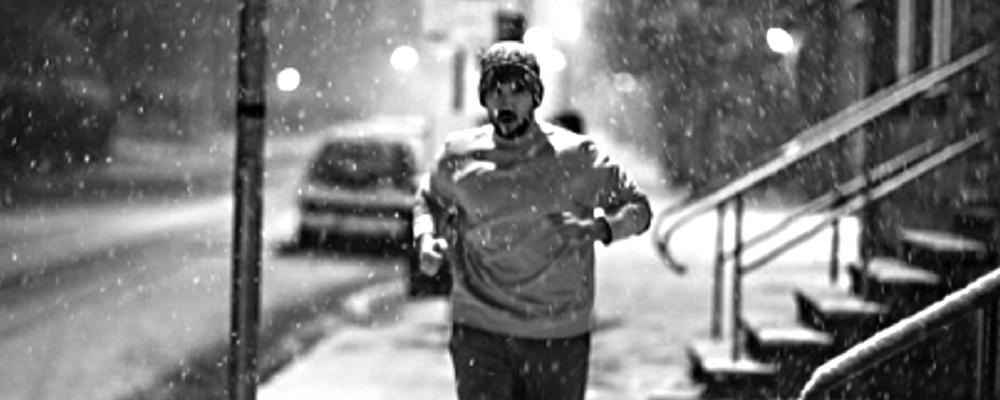 running outside during wrestling season