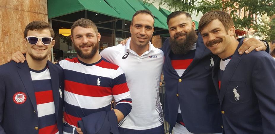 Mohamed Abdelfatah, US Olympic Training Center coach