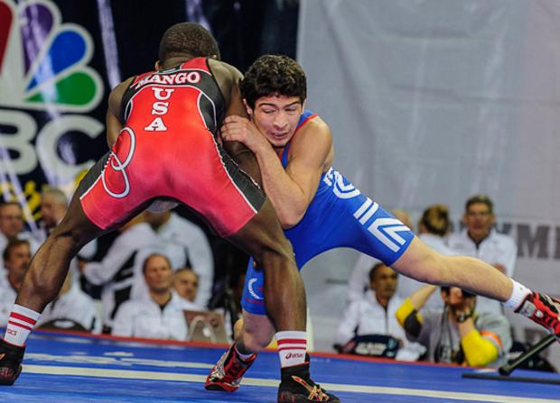 Max Nowry vs Spenser Mango, 2012 US Olympic Trials