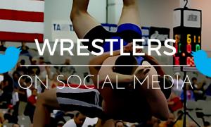 US Greco wrestlers on social media