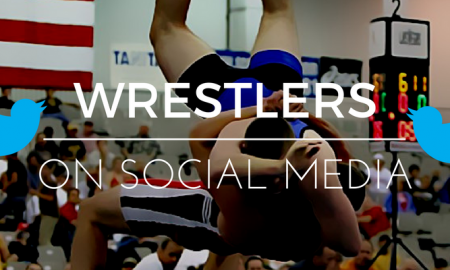 US Greco wrestlers on social media