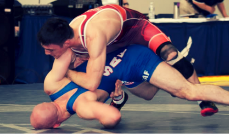 ildar hafizov at 2017 armed forces wrestling championships