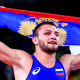 Davit Chakvetadze is on Russia's 2017 Greco-Roman World Cup Roster