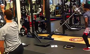 Greco Roman Strength and Conditioning at the US Olympic Training Center