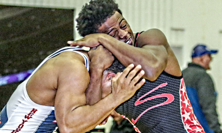 Kamal Bey 2017 Dave Schultz Memorial International champ, 75 kg