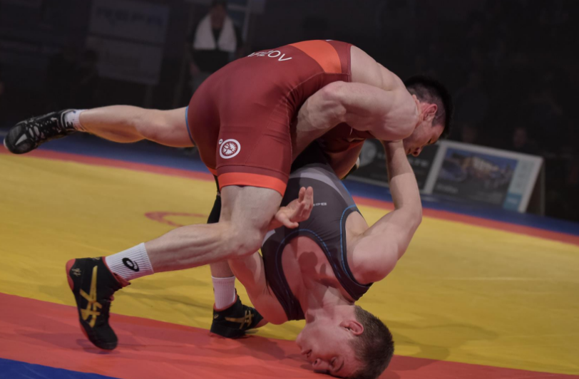 ildar hafizov in the finals of the 2017 thor masters invitational