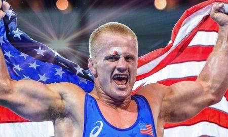 Jon Anderson, US Army WCAP, Greco-Roman wrestling