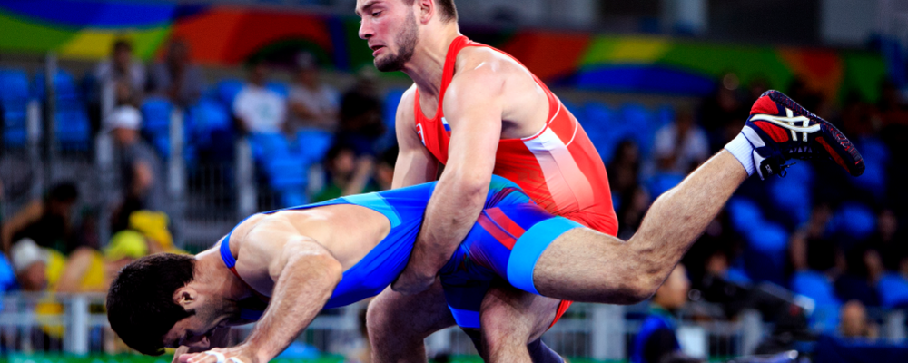 2017 Greco-Roman World Cup Round 1 results