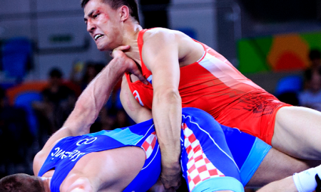 2017 Greco-Roman World Cup Day 1 Results