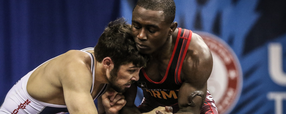 Ryan Mango, US Greco-Roman World Team Trials preview