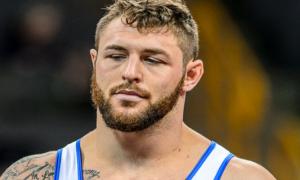 ben provisor, 2017 world military wrestling championships