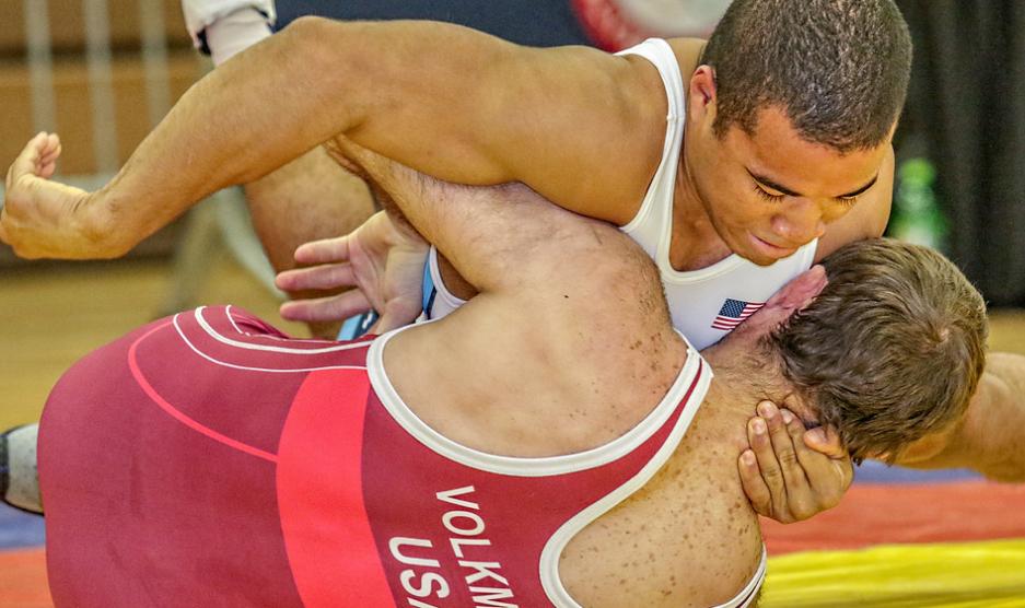 Jesse Porter, 75 kg, NYAC-OTS
