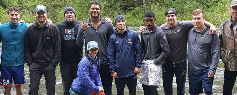 2017 us greco-roman world team in eagle creek, oregon
