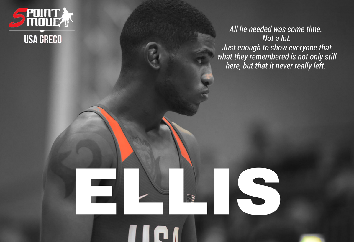 ellis coleman interview
