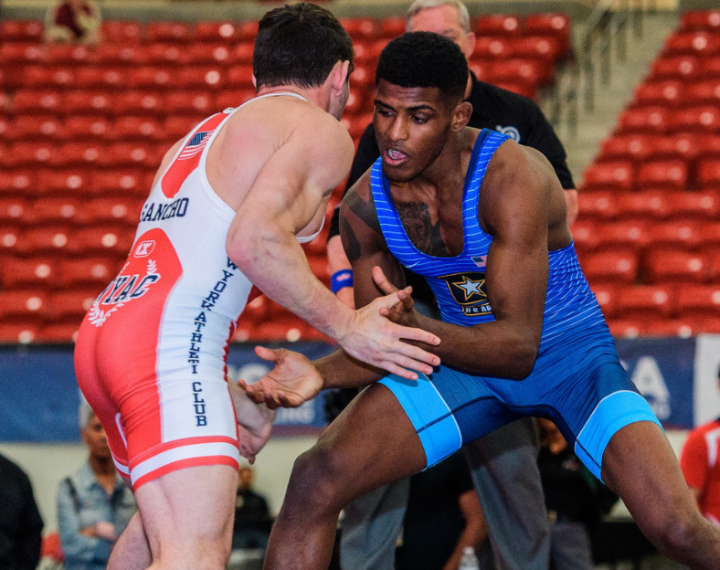 Ellis Coleman, 2017 US World Team Trials
