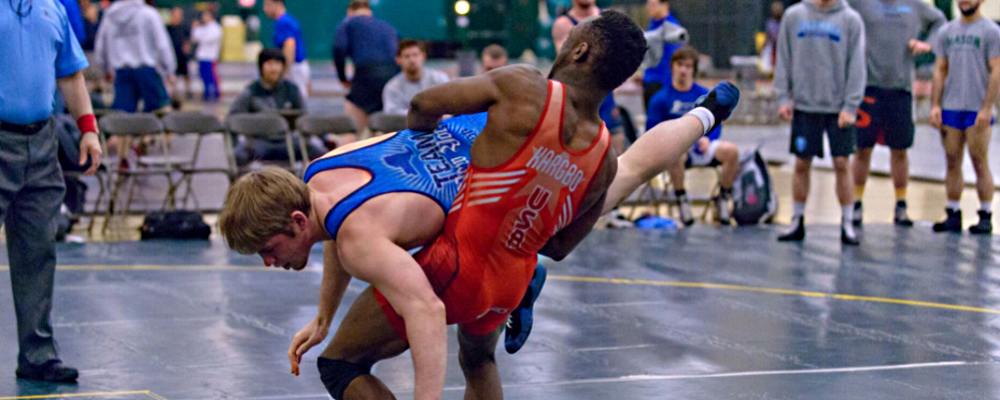 greco canceled from 2017 university duals at george mason