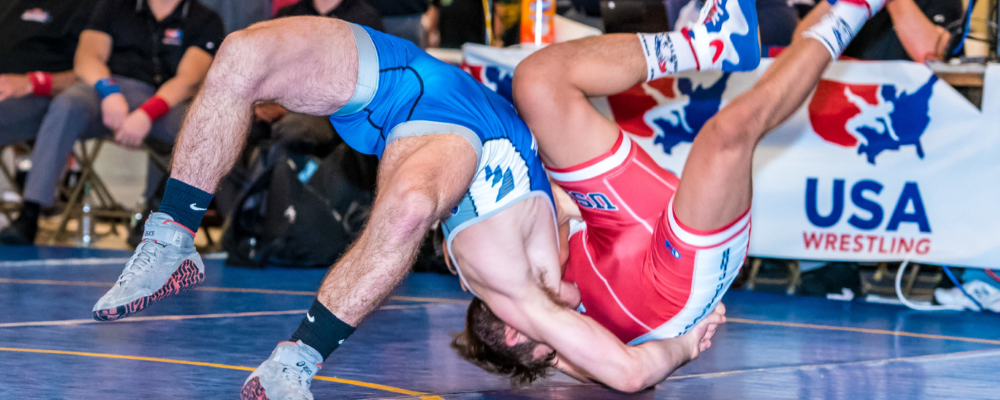 2017 university greco-roman nationals