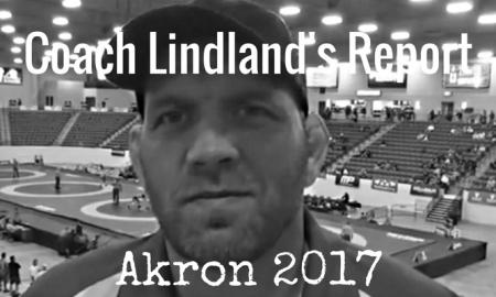 US head coach Matt Lindland talks Greco-Roman World Team camp