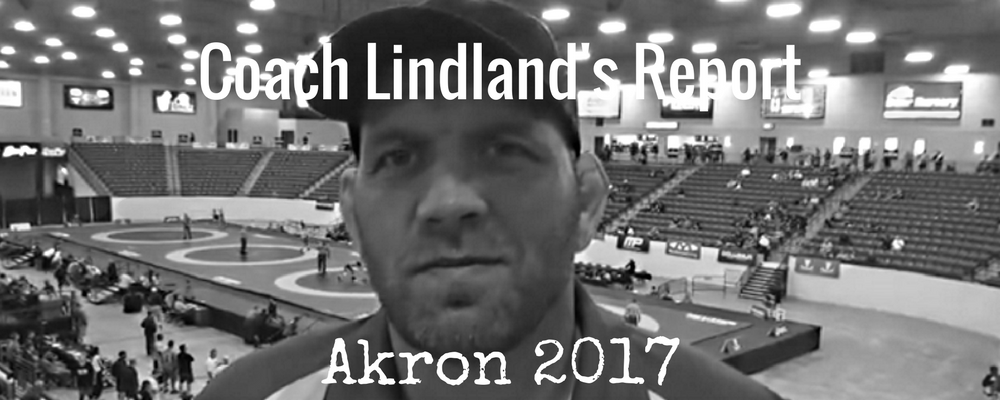 US head coach Matt Lindland talks Greco-Roman World Team camp