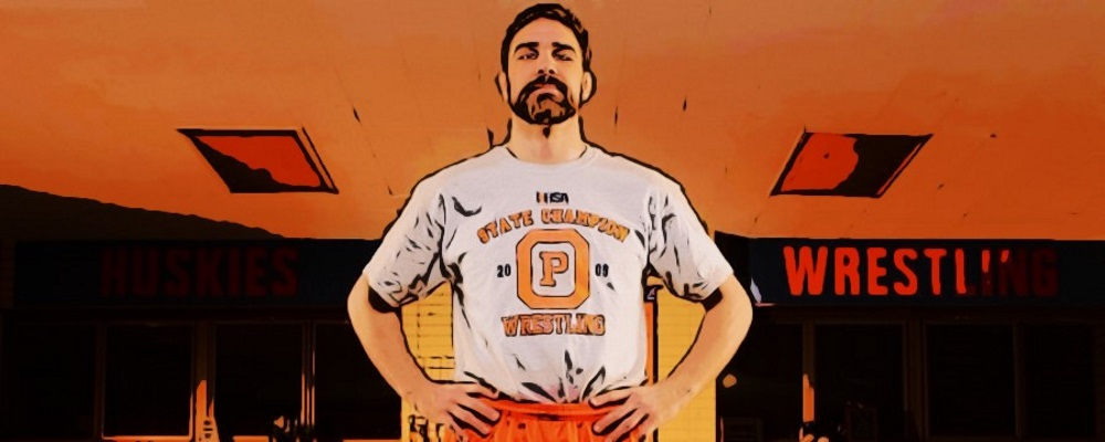 coach mike powell, illinois greco-roman wrestling