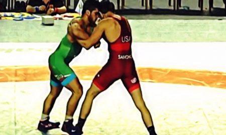 sancho at 2017 tbilisi grand prix