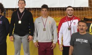 Cohlton Schultz takes silver at 2017 Refik Memišević–Brale Tournament