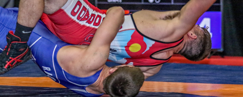 Haydn Maley, 2017 Junior Greco-Roman Pan Am Championships