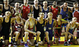 team usa vs sweden greco-roman dual meet