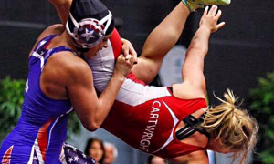 alexis porter, women's greco-roman wrestling